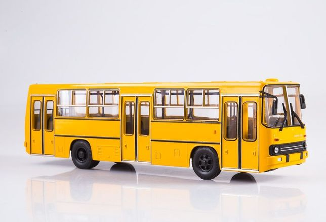 Автобус Икарус Сова 1:43 модель Ikarus Камаз