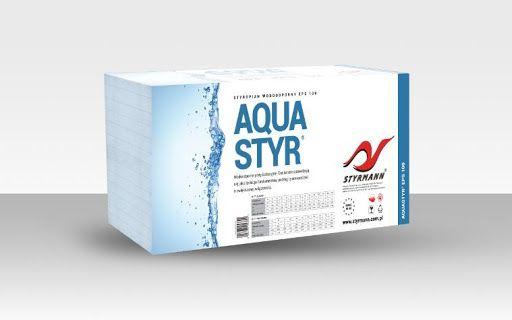 Styropian wodoodporny - Strymann Aqua Styr z felcem Banaszewski