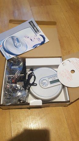 Welltech Przenośny odtwarzacz do płyt CD/MP3, model 40778/TCDPMP 145