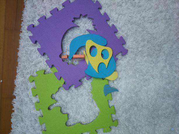 Puzzle piankowe duże