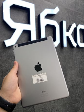 iPad Air 2 Wifi+ LTE 64 gb Space Gray  в ЯБКО з Гарантією Кредит 0%