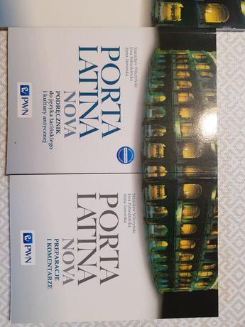 Porta Latina Nova podręcznik do języka łacińskiego i kultury antycznej