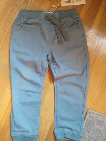 Spodnie 5 10 15 roz. 104 Nowe