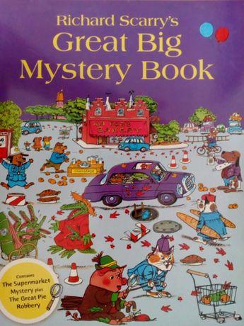 Richard Scarry`s, Great Big Mystery Book NOWA