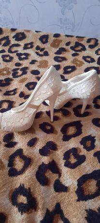 Туфли жеские нарядные