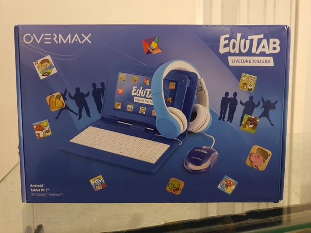 Nowy Tablet Edukacyjny Overmax Livecore 7032 Sklep - Poznań