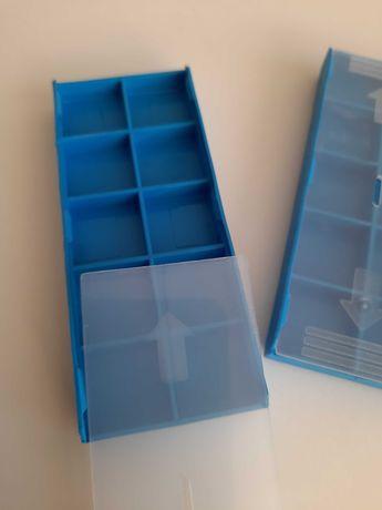MINI pudełko organizer nowe na drobne elementy - 18x18x6mm