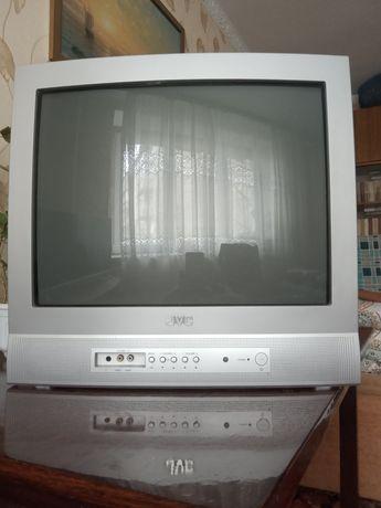 Телевизор телевізор JVC робочий.