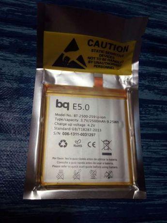 Bateria bq e5 hd