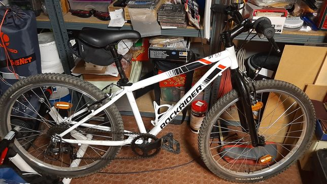 Bicicleta roda 24 Rockrider