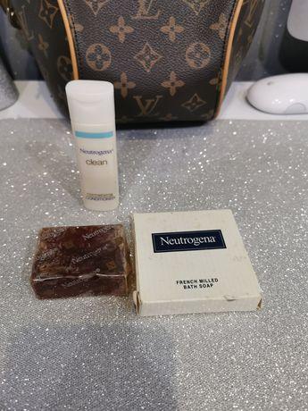 Zestaw neutrogena mydło do twarzy, ciała, odżywka