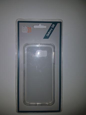 Etui Samsung S6 przeźroczyste