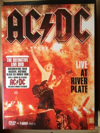 AC/DC - Live at River Plate, Plug Me In, No Bull (The Directors Cut)