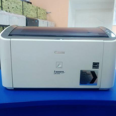 Принтер лазерный Canon 2900