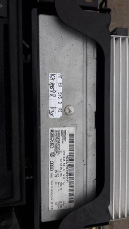 Tuner radia radiowy becker audi a6 c6 a8 d3 a4 części mmi radio