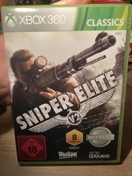 Sniper Elite V2 Xbox 360/one Grudziądz - image 1