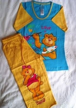 Nowa piżama malarz rozm. S (164cm)