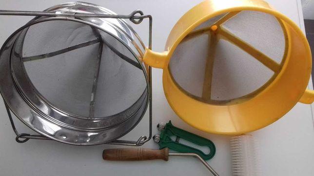 filtros mel desopercular extração