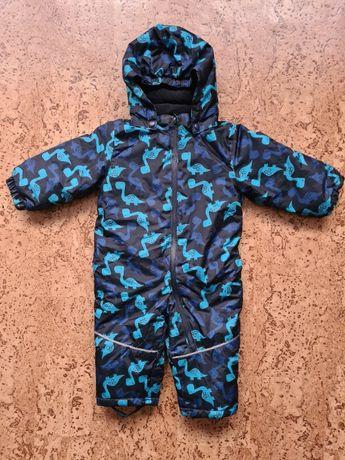 Kombinezon zimowy dziecięcy Lupilu 74/80cm