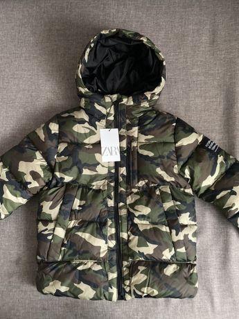 Куртка Zara, 7 лет