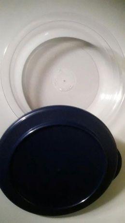Чаша плоская tupperware
