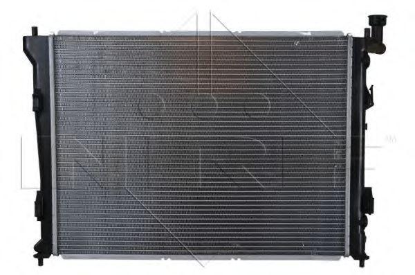 Радиатор охлаждение двигателя 1.4 2.0 1.6 hyundai i30 07- kia ceed
