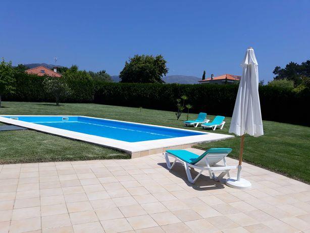 Casa de férias c/ piscina V. Praia de Âncora - Caminha