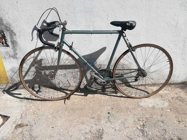 Bicicleta ciclismo anos 80