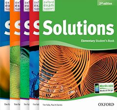Solutions 2nd editions