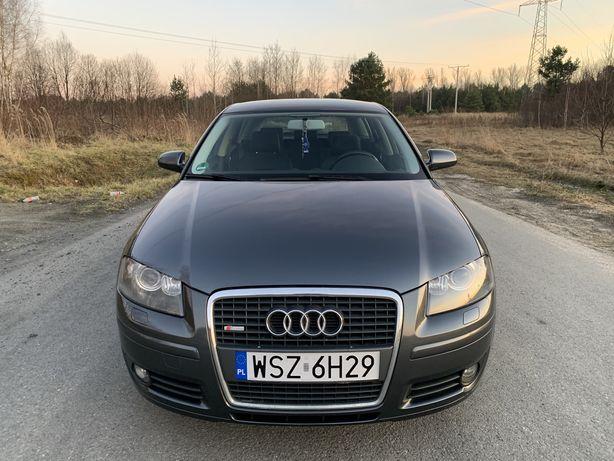 Audi a3 8p 2.0TDI 170km.Xenon, navi polecam