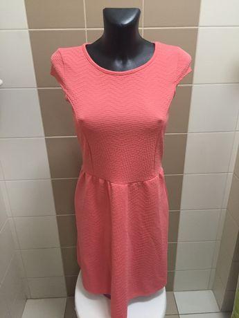Malinowa sukienka Dorothy Perkins, rozm. S