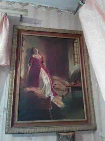Картина стариная