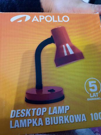 Nowa lampka na biurko