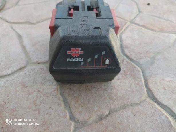 Baterias Wurth 28v