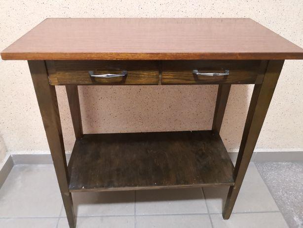 Toaletka komoda stolik PRL vintage