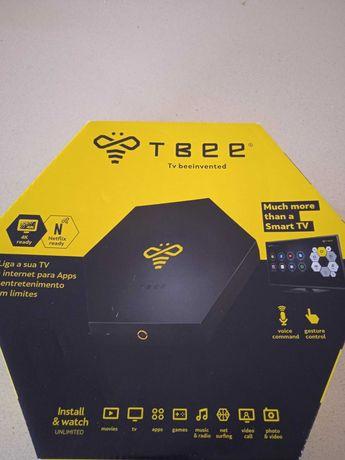 Box Android Tbee Smart TV 4K UHD