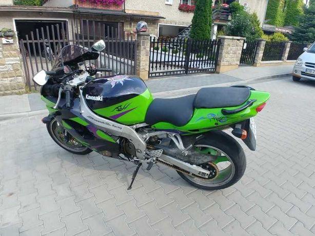 Kawasaki zx9r ninja 2001 r