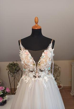 Suknia ślubna Lily rozmiar 38