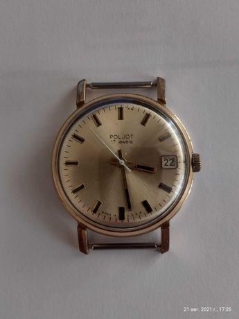 Часы СССР Полет(позолота)