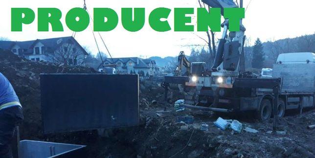 Szambo Betonowe na gnojowice odchody ścieki-5000l Betonowy Zbiornik