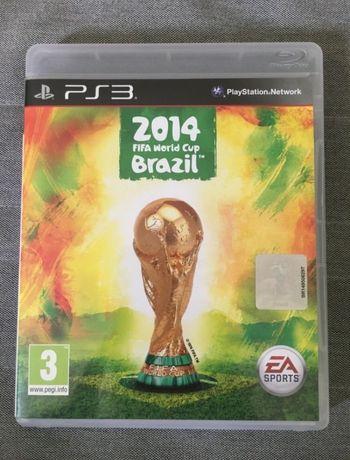 Gra PlayStation PS3 FIFA World Cup Brazil 2014