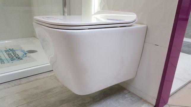 Miska WC podwieszana Ramon,
