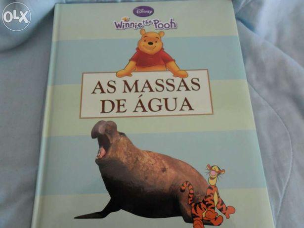 """Livro """"As Massas de Água"""""""