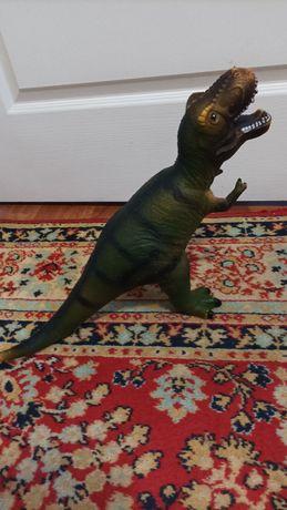 Резиновый динозавр- тираннозавр