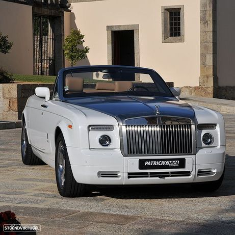 Rolls Royce Phantom 6.8 V12