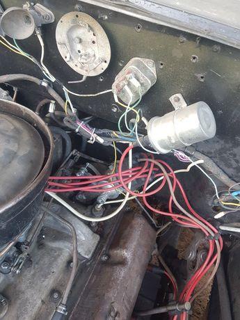Двигун зил 130 з навісний по запчастинах.