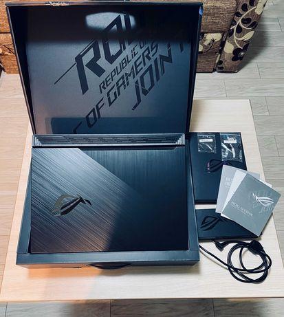 Игровой ноутбук Asus ROG Strix G531GU