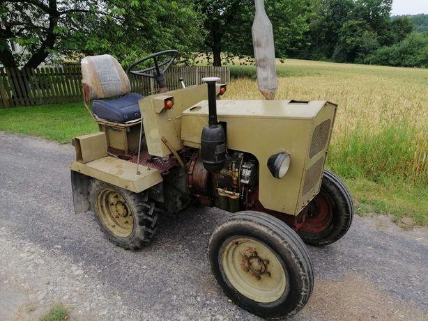 Ciągnik SAM (traktor,ursus C-330) bardzo mocny