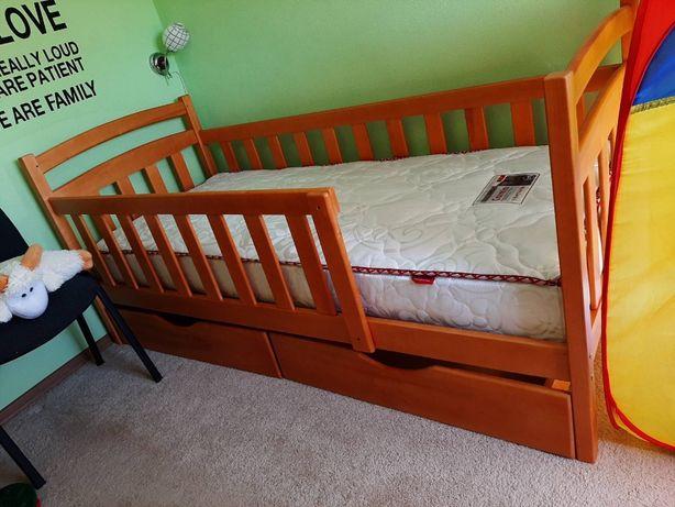 Купити дитяче ліжко з дерева, підліткове ліжко від виробника