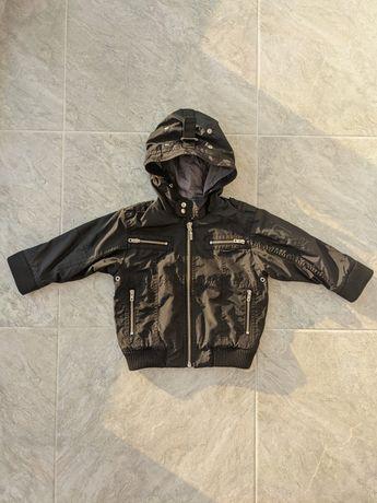 Детская ветровка куртка DKNY 86 размер